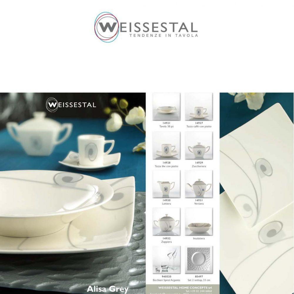 Alisa Grey - WEISSESTAL