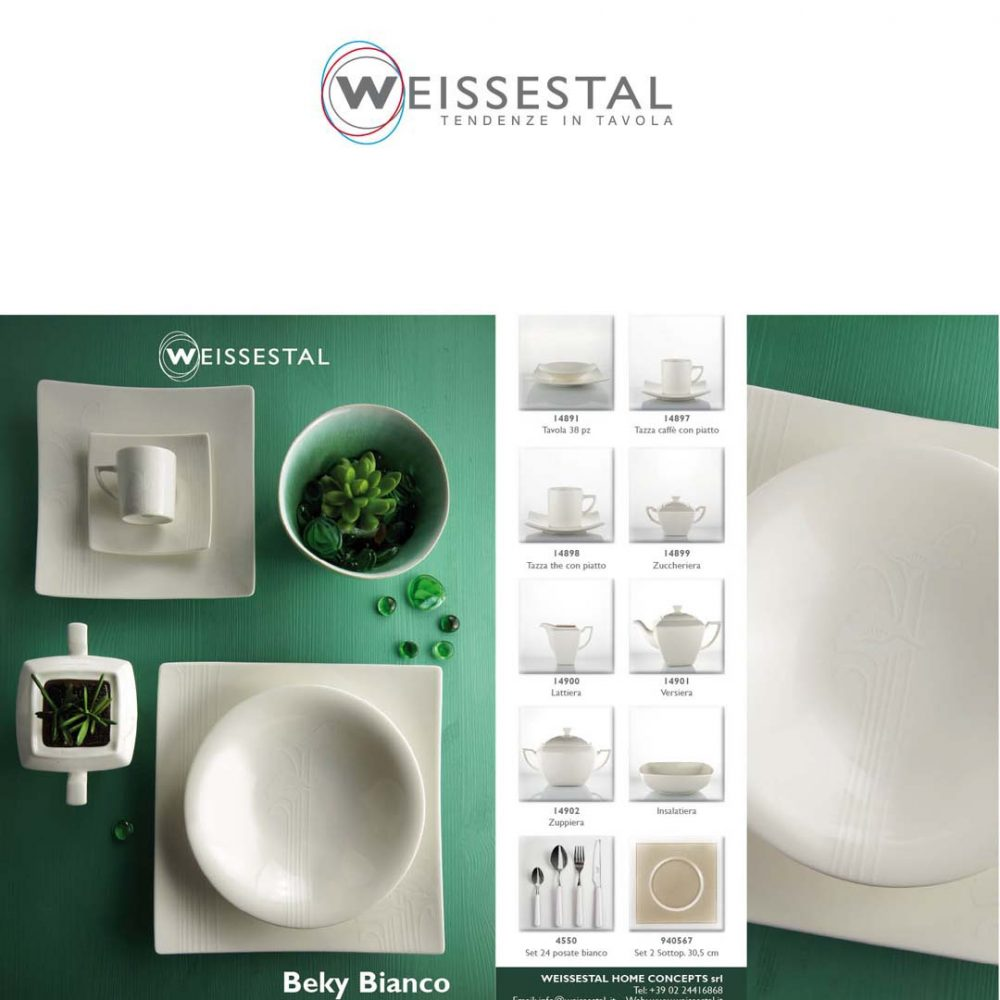 Beky Bianco - WEISSESTAL