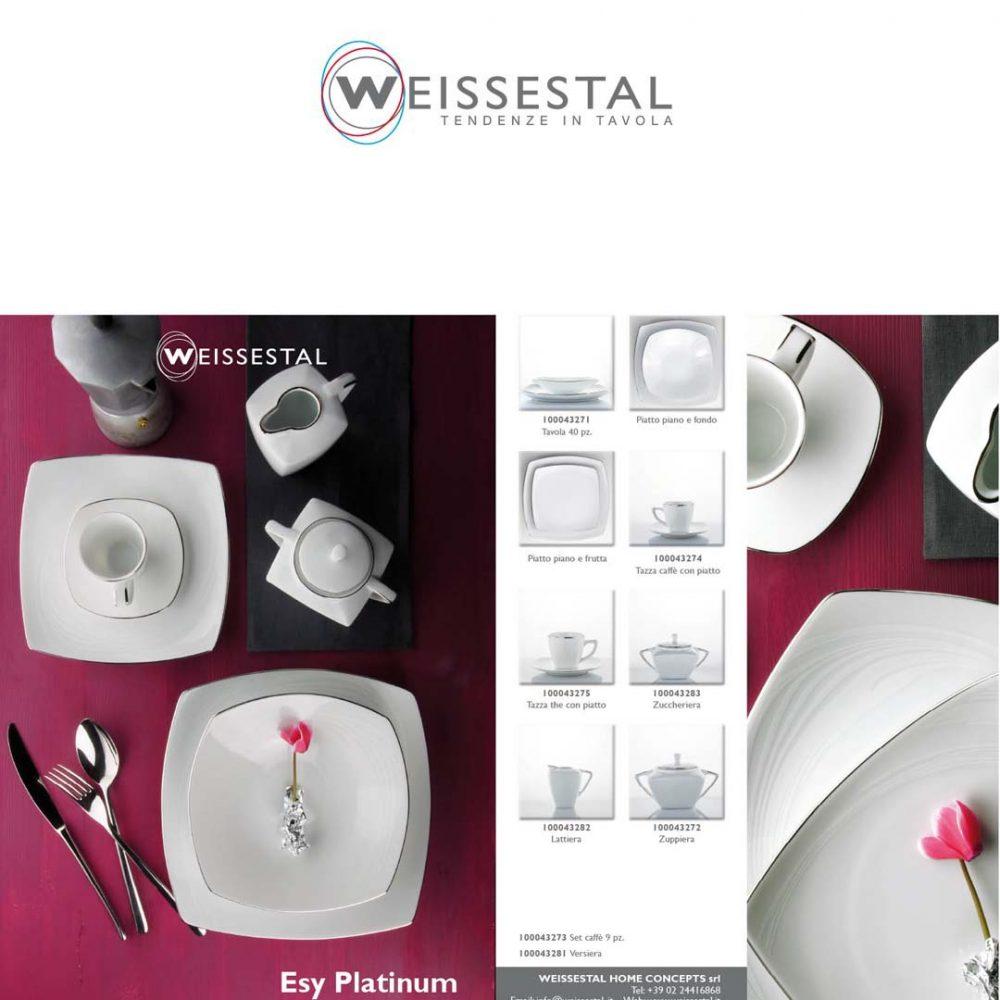 Esy Platinum - WEISSESTAL