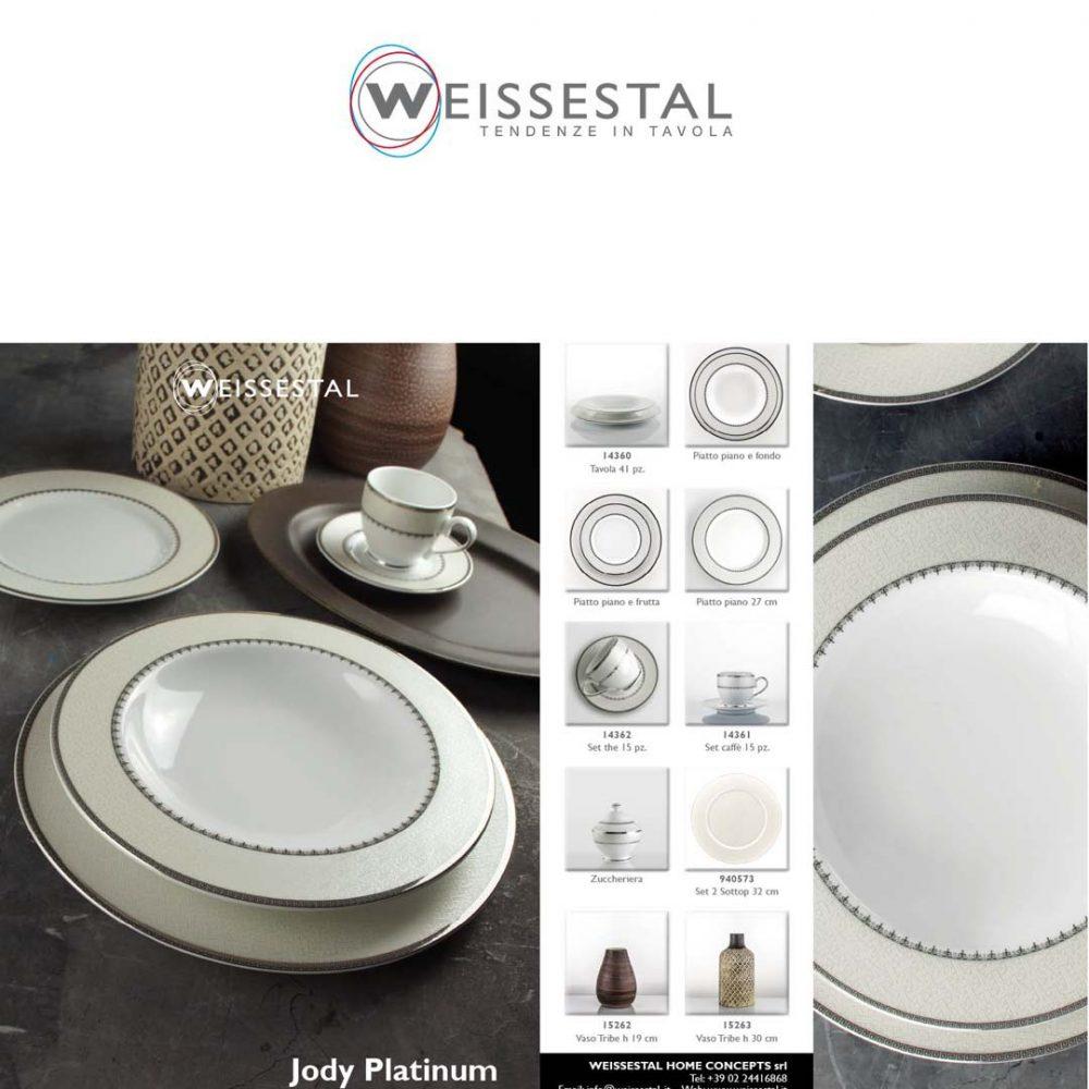 Jody Platinum - WEISSESTAL