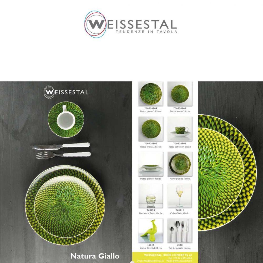 Natura giallo - WEISSESTAL
