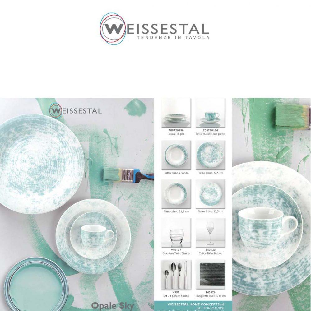 Opale Sky - WEISSESTAL