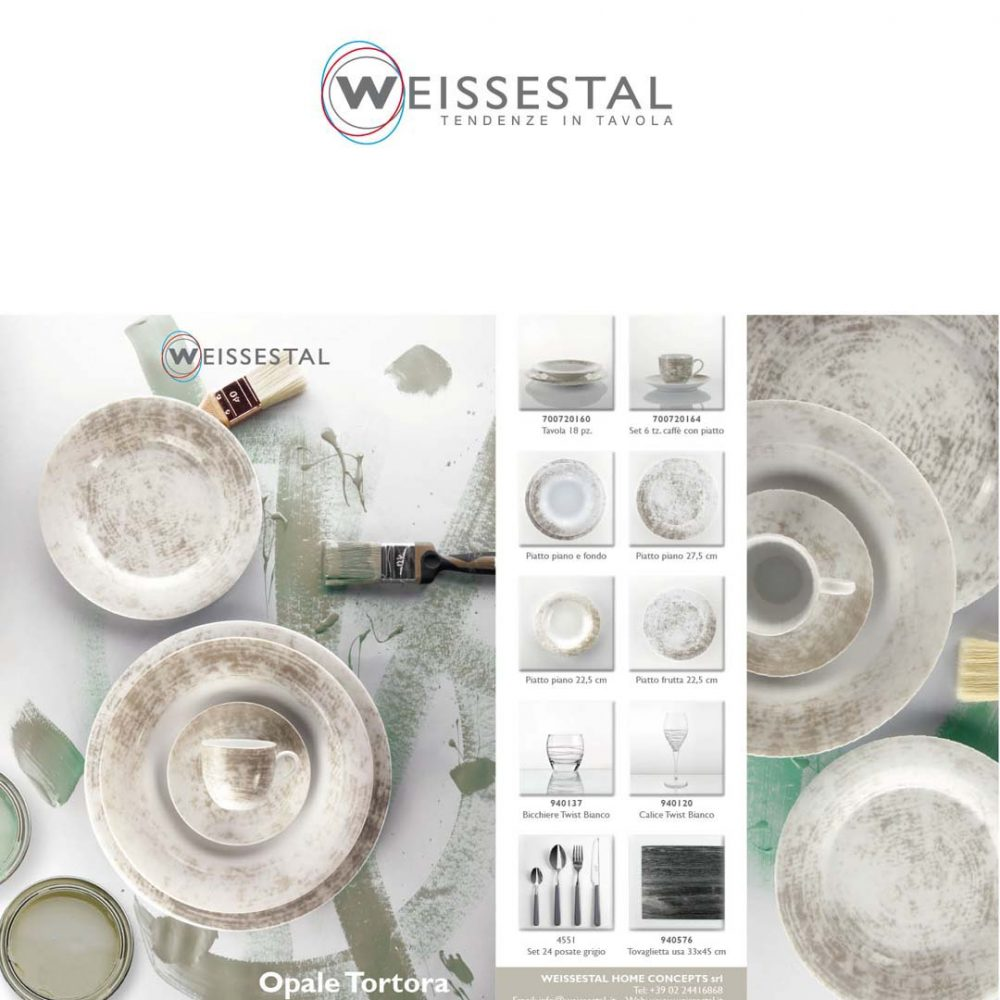 Opale Tortora - WEISSESTAL