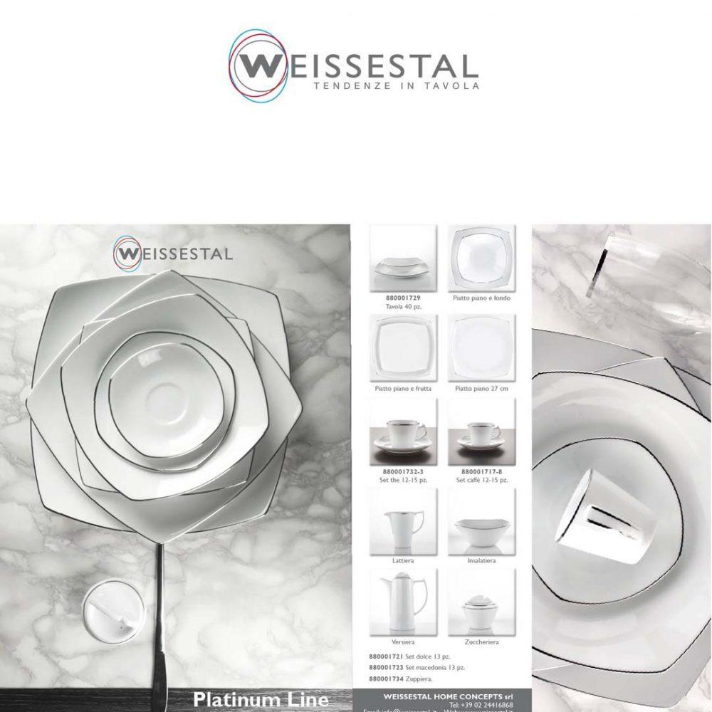 Platinum Line - WEISSESTAL