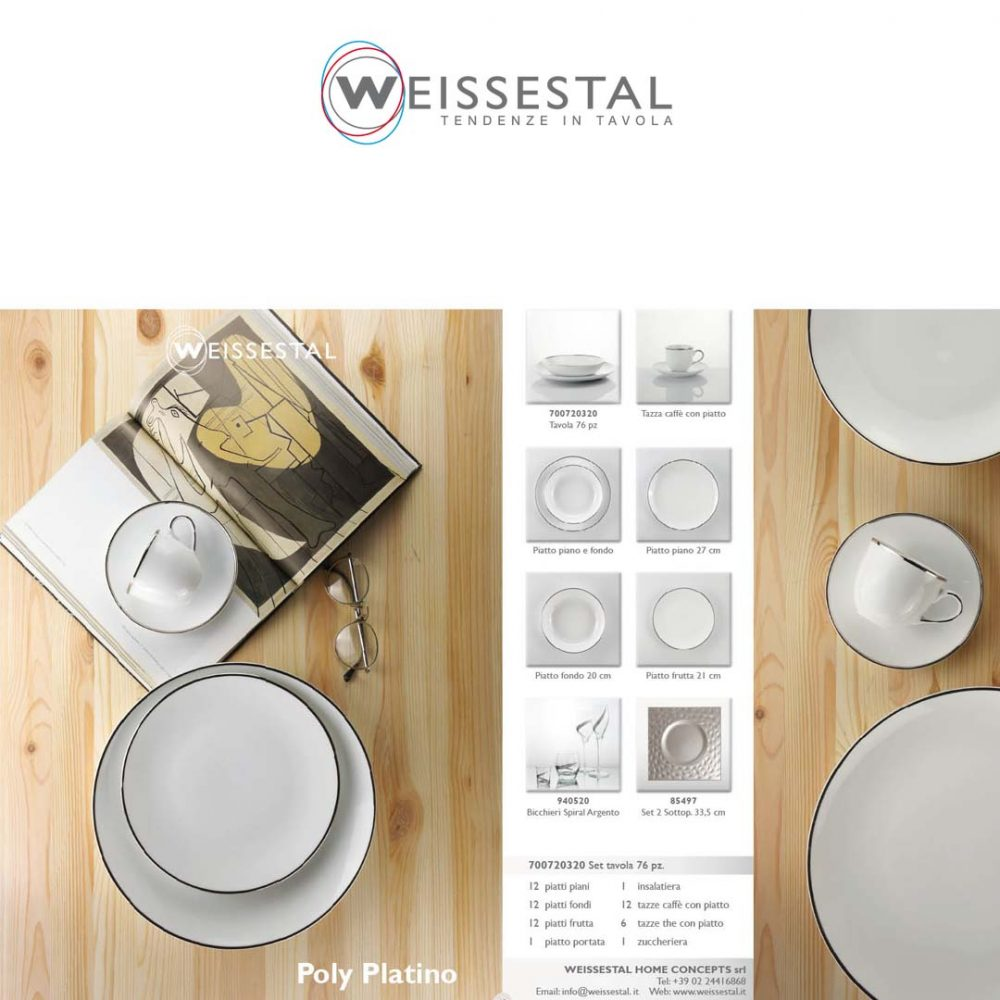 Poly Platino - WEISSESTAL