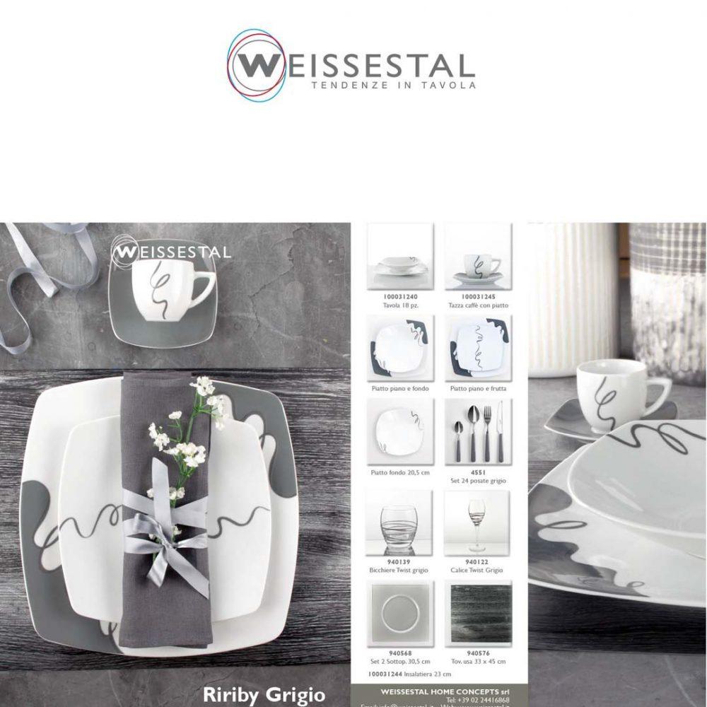 Ririby Grigio - WEISSESTAL