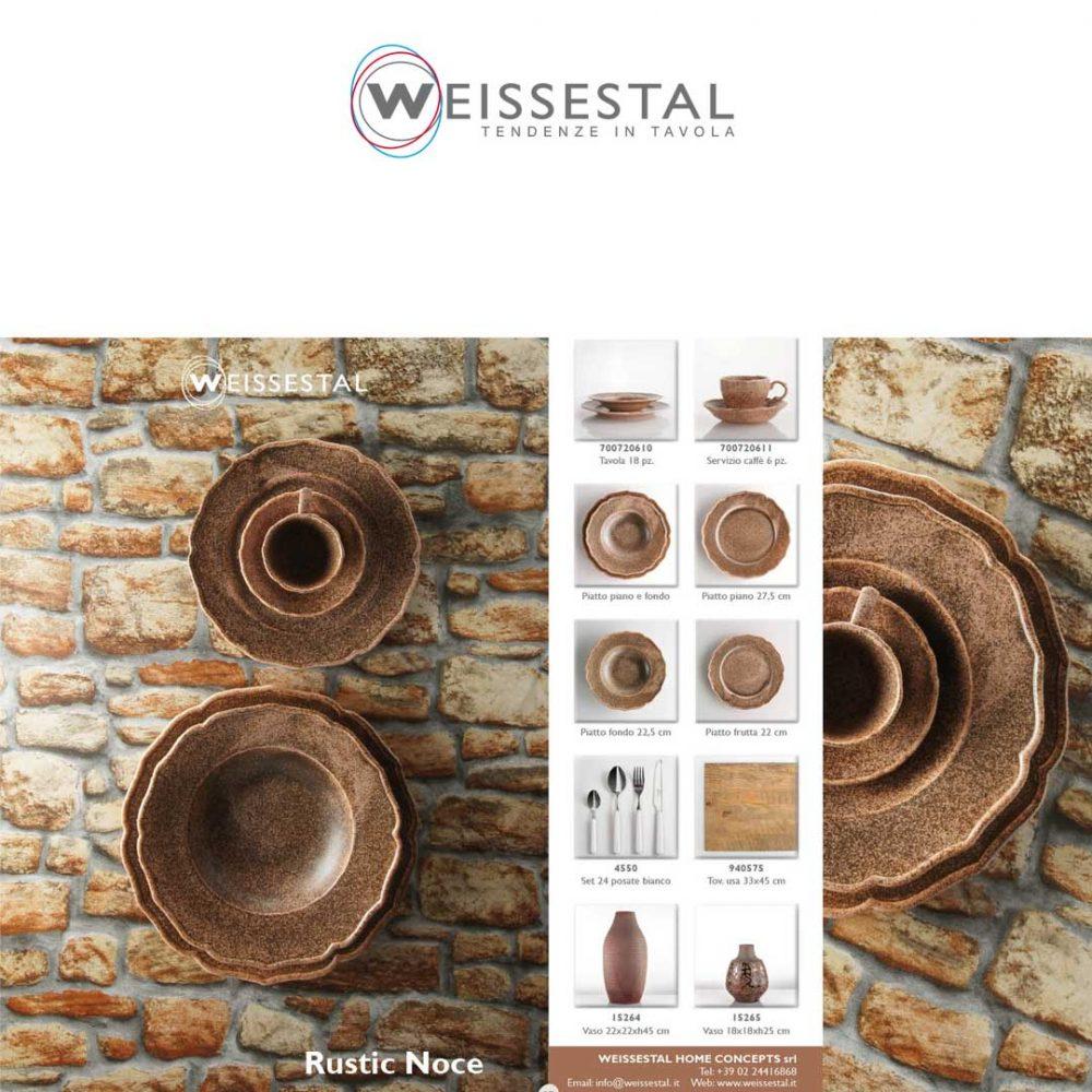 Rustic Noce - WEISSESTAL