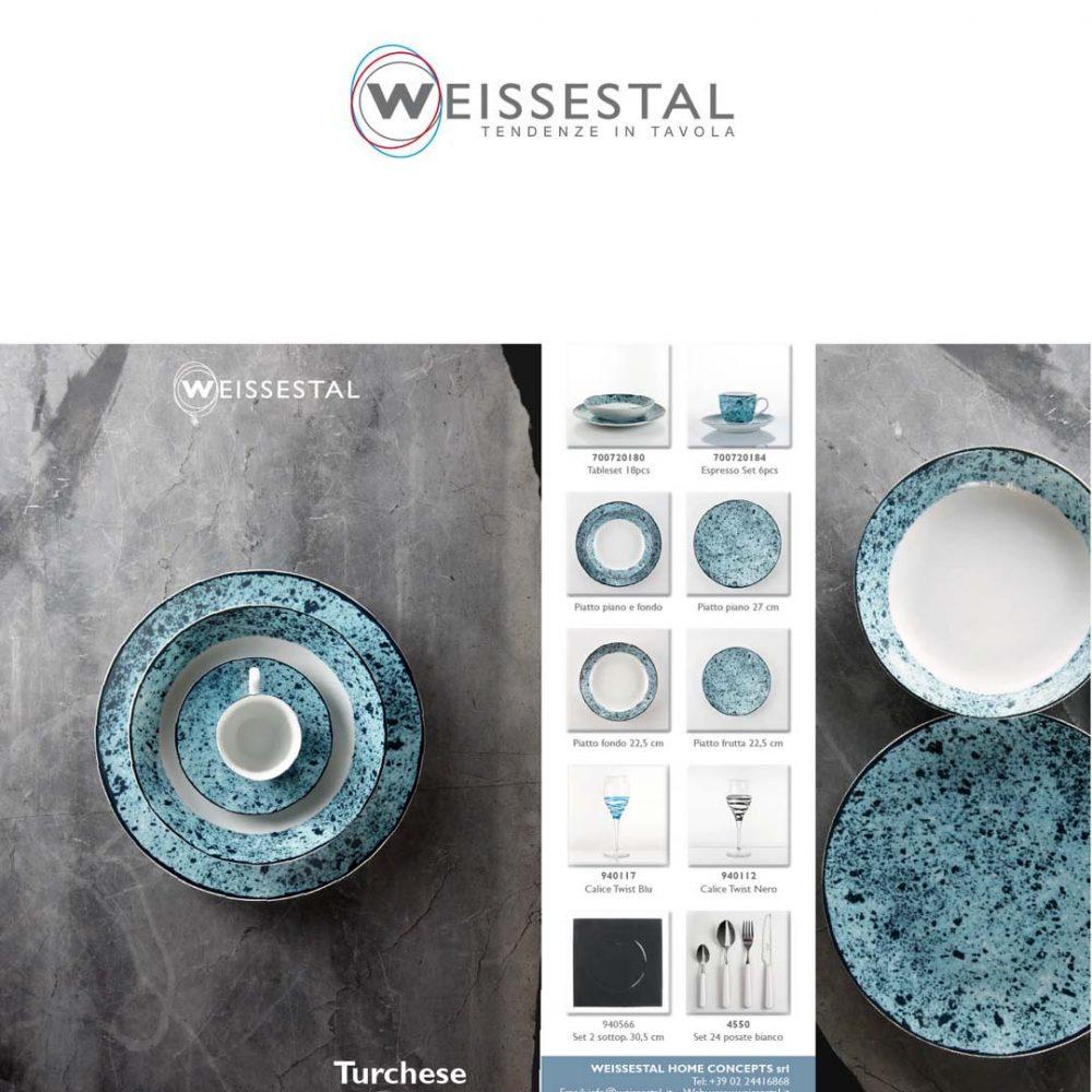 Turchese - WEISSESTAL