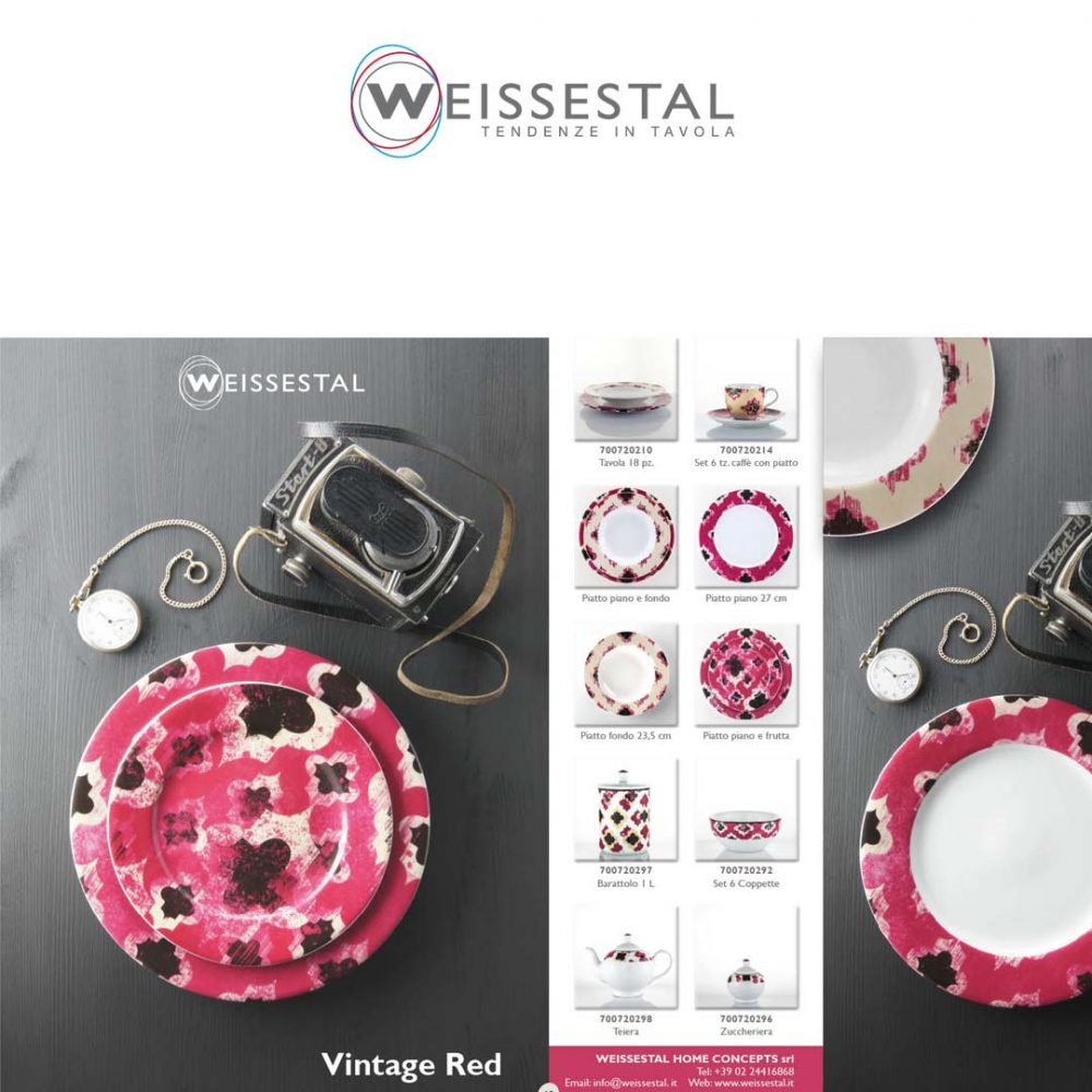 Vintage Red - WEISSESTAL