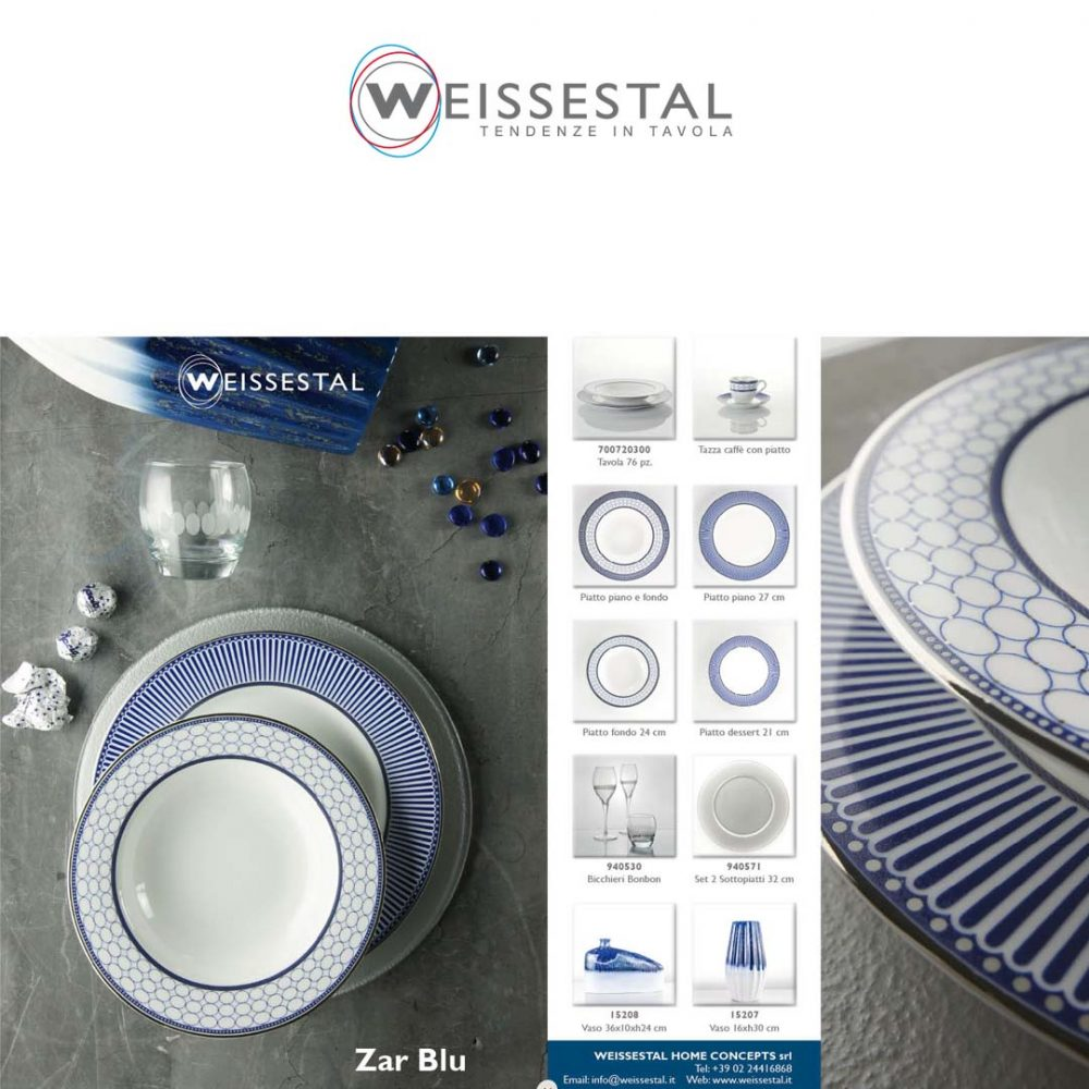 Zar Blu - WEISSESTAL