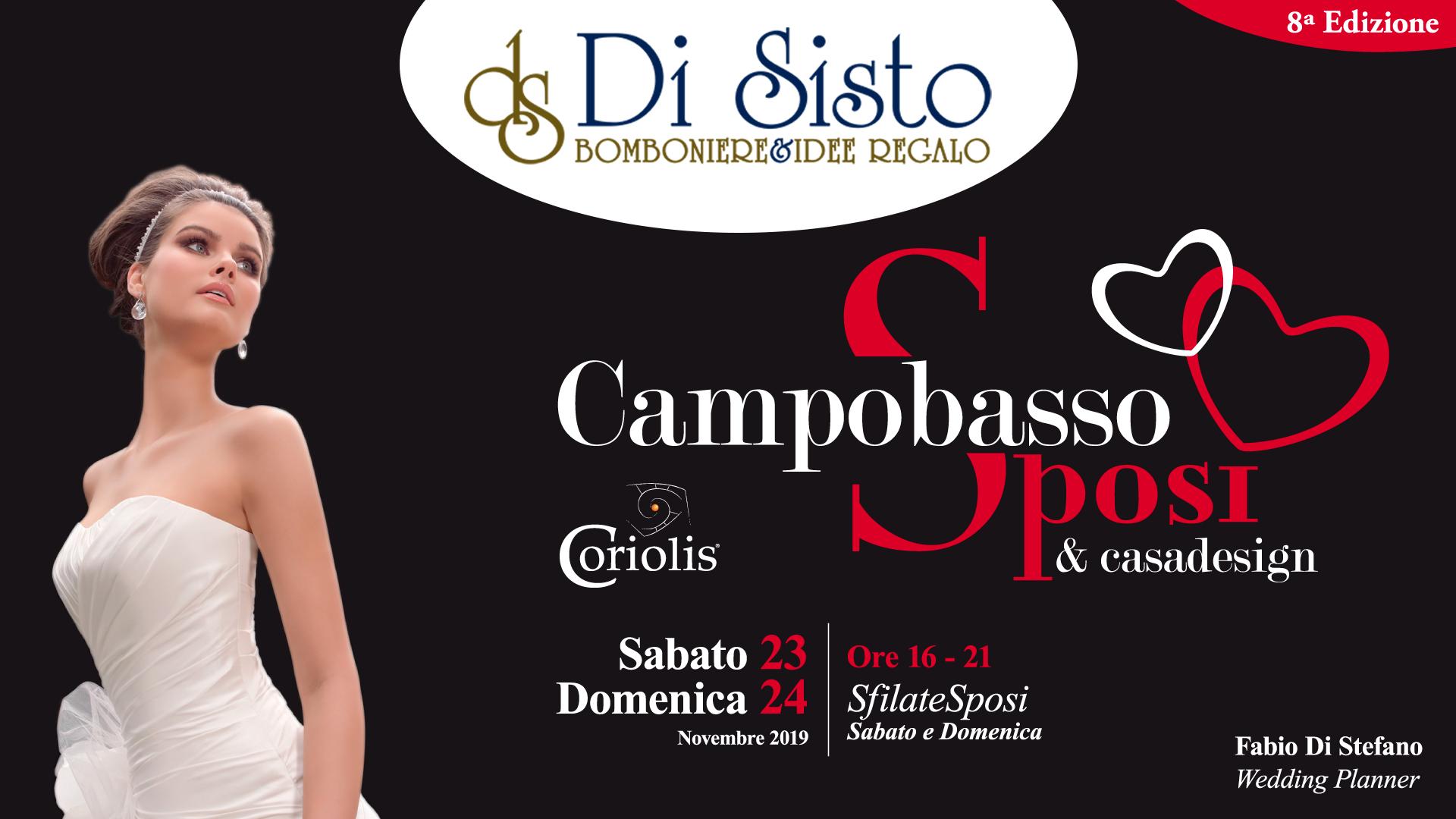 Campobasso Sposi e Casadesign